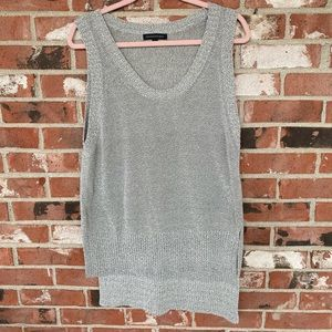 Banana Republic sweater vest/dress